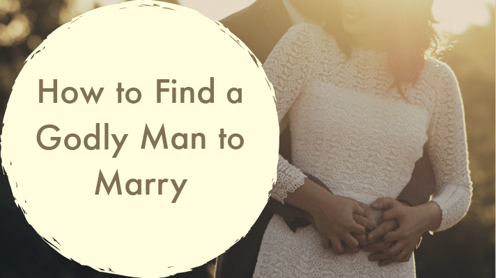 find godly man