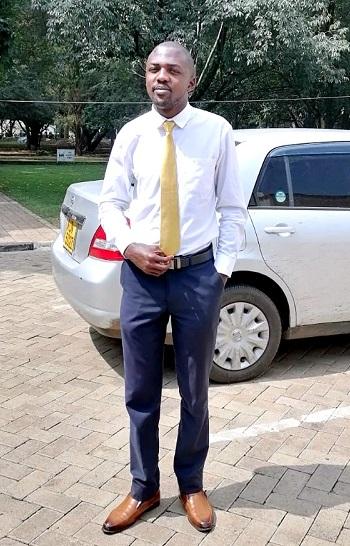 Augustine Nyongesa