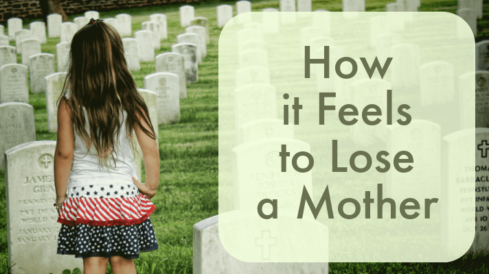 losing a mother