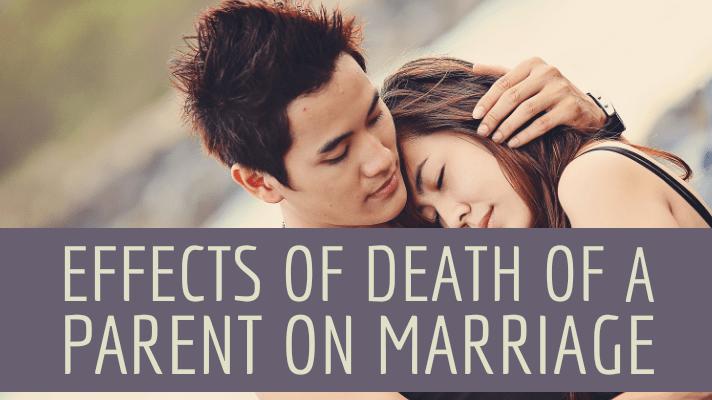 marriage partner lost parent
