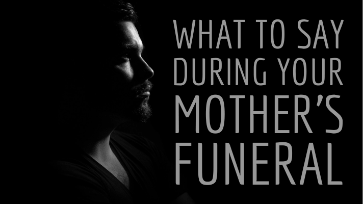 mother's funeral